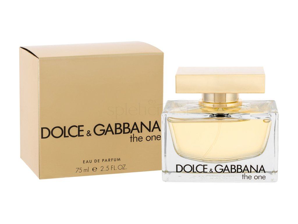 5df804a41c0f21 Dolce Gabbana The One Parfumska voda - Spletična.si