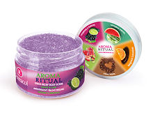 Piling za telo Dermacol Aroma Ritual Grape & Lime 200 g
