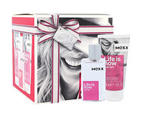Toaletna voda Mexx Life Is Now For Her 30 ml Seti