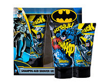 Gel za prhanje DC Comics Batman 150 ml Seti
