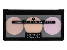 Osvetljevalec Gabriella Salvete Highlighting Palette 15 g