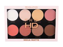 Puder v prahu Makeup Revolution London Pro HD Amplified Palette 32 g Mega Matte