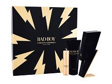 Toaletna voda Carolina Herrera Bad Boy 100 ml Seti