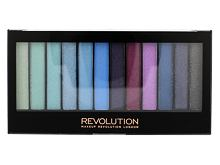 Senčilo za oči Makeup Revolution London Redemption Palette Mermaids Vs Unicorns
