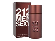 Toaletna voda Carolina Herrera 212 Sexy Men 100 ml