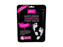 Krema za stopala Xpel Body Care Charcoal Foot Pack 1 ks