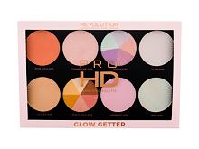 Osvetljevalec Makeup Revolution London Pro HD Glow Better 32 g