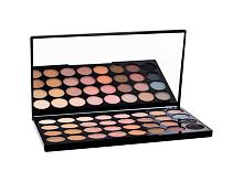 Senčilo za oči Makeup Revolution London Ultra Eyeshadows Palette Flawless Matte 16 g