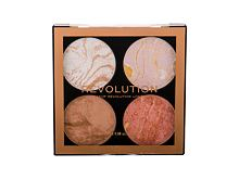 Osvetljevalec Makeup Revolution London Cheek Kit 8,8 g Take A Breather