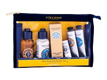 Oljni gel za prhanje L´Occitane Shea Butter Essentials Beauty Set 75 ml Seti