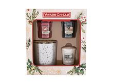 Dišeča svečka Yankee Candle Magical Christmas Morning 49 g Seti
