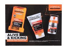 Dnevna krema za obraz L´Oréal Paris Men Expert Alive & Kicking 50 ml Seti