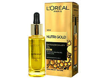 Serum za obraz L´Oréal Paris Nutri-Gold Extraordinary Oil 30 ml
