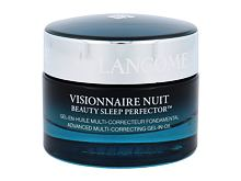 Nočna krema za obraz Lancôme Visionnaire Gel In Oil 50 ml