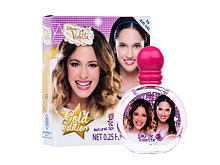 Toaletna voda Disney Violetta Golden Edition