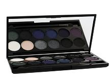 Senčilo za oči Sleek MakeUP I-Divine Eyeshadow Palette 13,2 g 596 Bad Girl