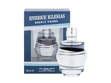 Toaletna voda Enrique Iglesias Deeply Yours Man 90 ml