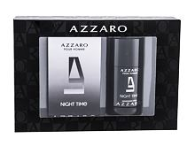 Toaletna voda Azzaro Azzaro Pour Homme Night Time 50 ml Seti
