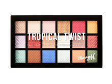 Senčilo za oči Barry M Eyeshadow Palette Tropical Twist 16,2 g