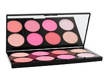 Senčilo Makeup Revolution London Ultra Blush Palette 13 g All About Pink