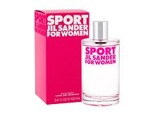 Toaletna voda Jil Sander Sport For Women 50 ml