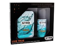 Toaletna voda STR8 Live True 50 ml Seti