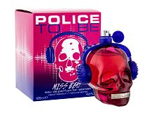 Parfumska voda Police To Be Miss Beat 125 ml