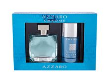 Toaletna voda Azzaro Chrome 50 ml Seti