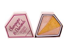 Osvetljevalec Makeup Revolution London I Heart Makeup Triple Baked Highlighter 10 g Champagne & Diamonds