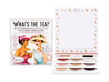 Senčilo za oči TheBalm What´s the Tea? Hot Tea Eyeshadow Palette 12,6 g