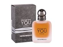 Toaletna voda Giorgio Armani Emporio Armani Stronger With You Freeze 50 ml
