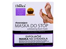 Krema za stopala L´Biotica Foot Mask Exfoliating 1 ks