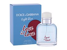 Toaletna voda Dolce&Gabbana Light Blue Love Is Love 75 ml