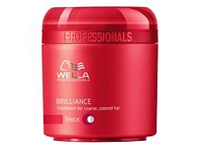 Maska za lase Wella Brilliance Thick Hair 150 ml