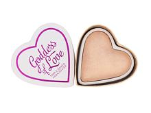 Osvetljevalec Makeup Revolution London I Heart Revolution Triple Baked Highlighter 10 g Golden Goddess