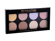 Osvetljevalec Makeup Revolution London Ultra Strobe And Light Palette 11,5 g