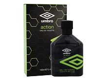 Toaletna voda UMBRO Action 100 ml