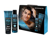Gel za prhanje Dermacol Men Agent Gentleman Touch 3in1 250 ml Seti