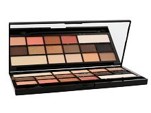 Senčilo za oči Makeup Revolution London I Heart Makeup Chocolate Vice Palette 22 g poškodovana škatl