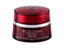Krema za okoli oči Collistar Lift HD Ultra-Lifting Eye and Lip Contour 15 ml