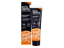 Zobna pasta Ecodenta Toothpaste Black Orange Whitening 100 ml