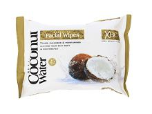 Čistilni robčki Xpel Coconut Water Hydrating Facial Wipes 25 ks