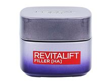 Nočna krema za obraz L´Oréal Paris Revitalift Filler HA 50 ml