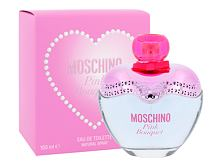 Toaletna voda Moschino Pink Bouquet 100 ml