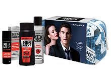 Gel za prhanje Dermacol Men Agent Sexy Sixpack 5in1 250 ml Seti