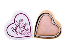 Osvetljevalec Makeup Revolution London I Heart Makeup Goddess Of Love 10 g Goddess Of Faith