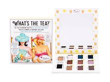 Senčilo za oči TheBalm What´s the Tea? Ice Tea Eyeshadow Palette 12,6 g