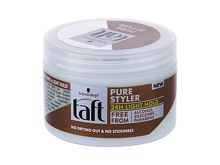 Krema za lase Schwarzkopf Taft Pure Styler 24H Light Hold 150 ml