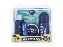 Antiperspirant Nivea Protect & Care 48h 50 ml Seti