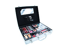 Makeup set 2K Beauty Unlimited Train Case